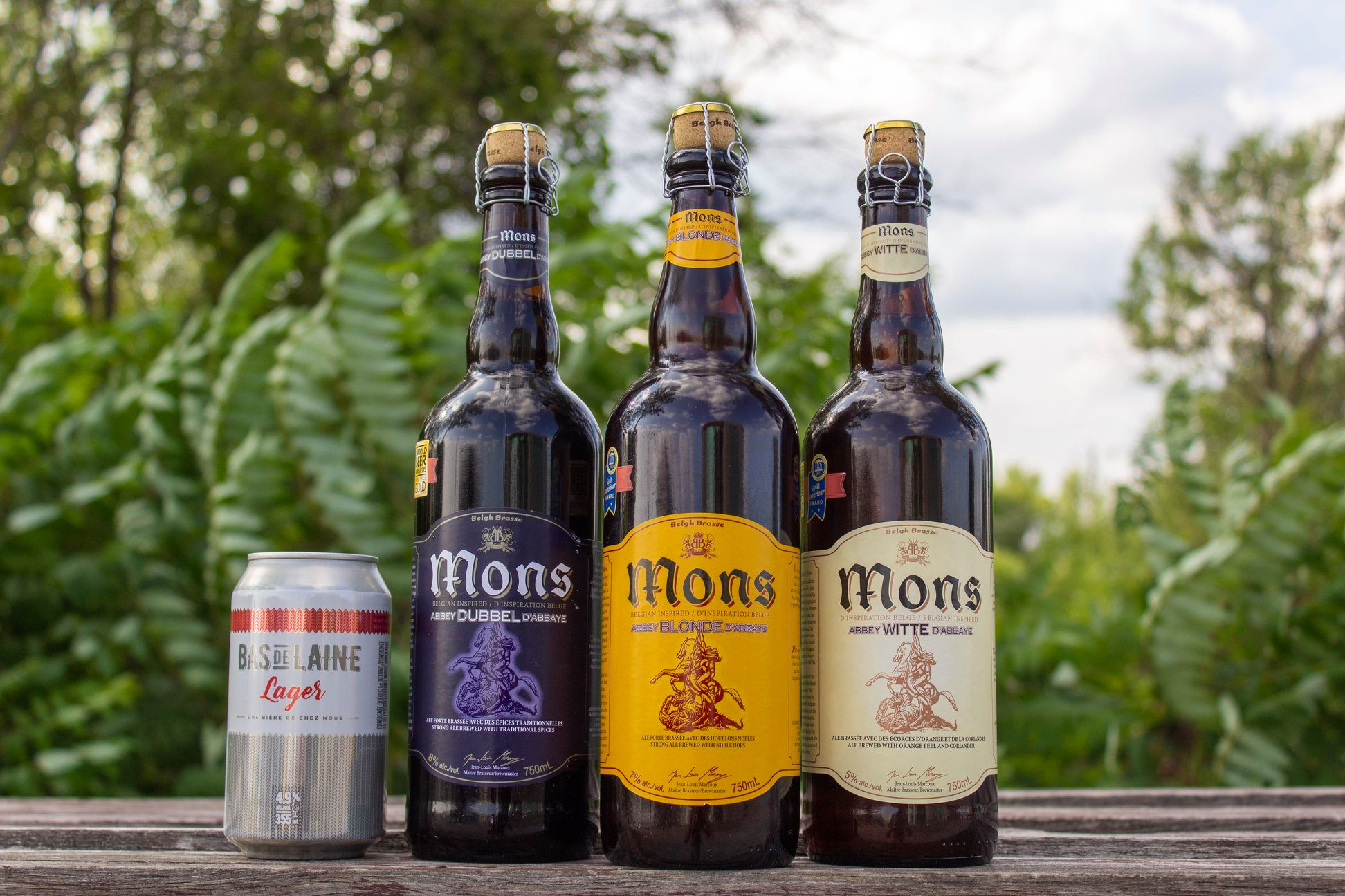 4 medals at the World Beer Awards!